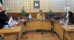مصاحبه رادیو گفتگو با سرکار خانم فاطمه خوشپور
