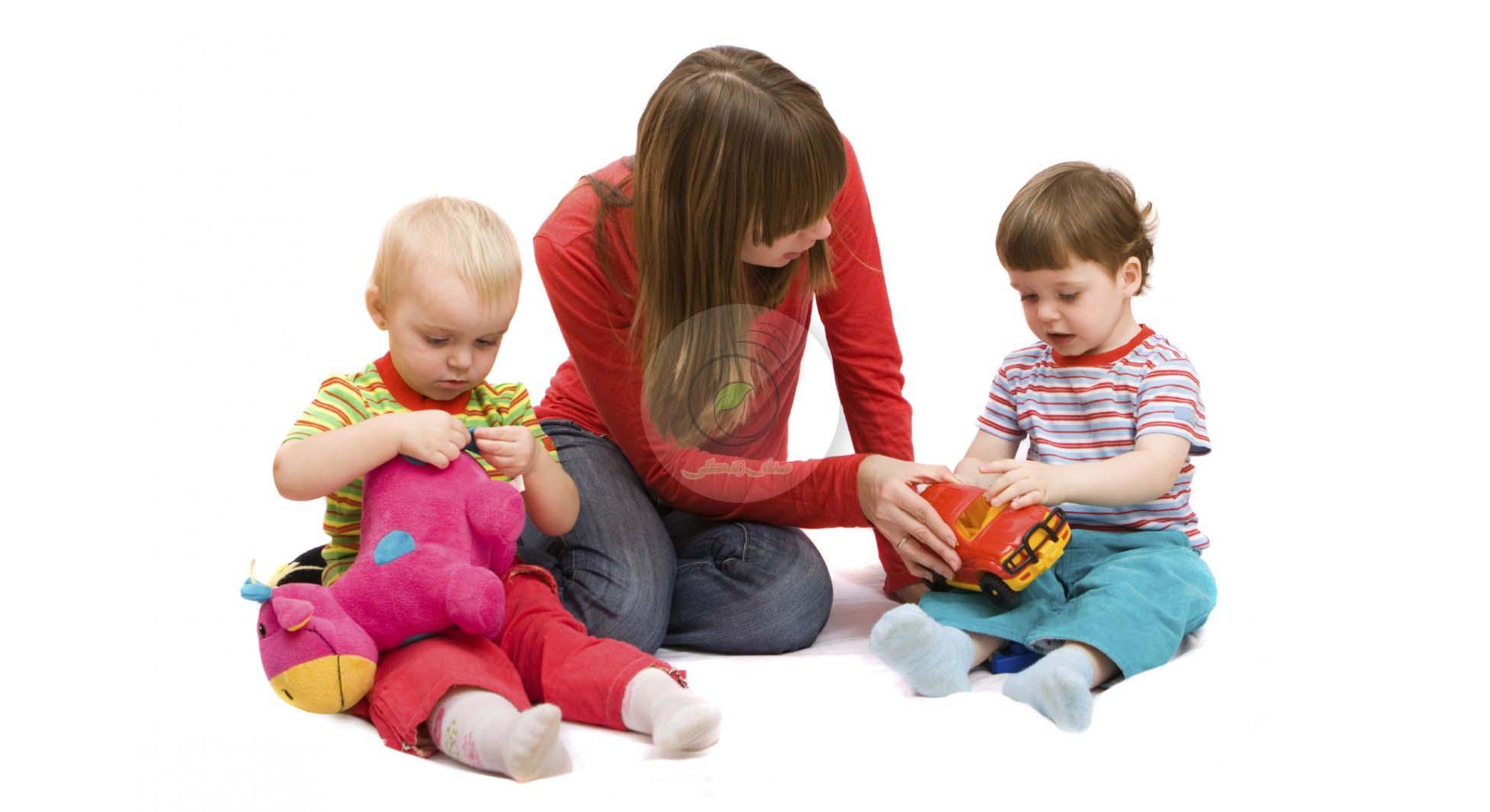 قصه ها و بازی های تکراری در کودکان