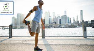 ورزش کنید (۲۰ تا ۴۵ دقیقه)