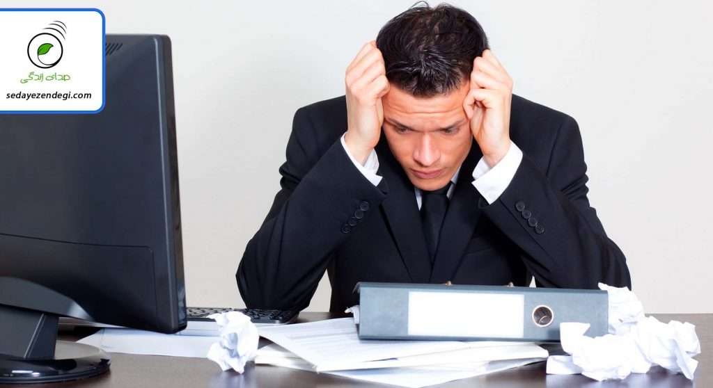 هر آنچه که باید از استرس شغلی بدانید