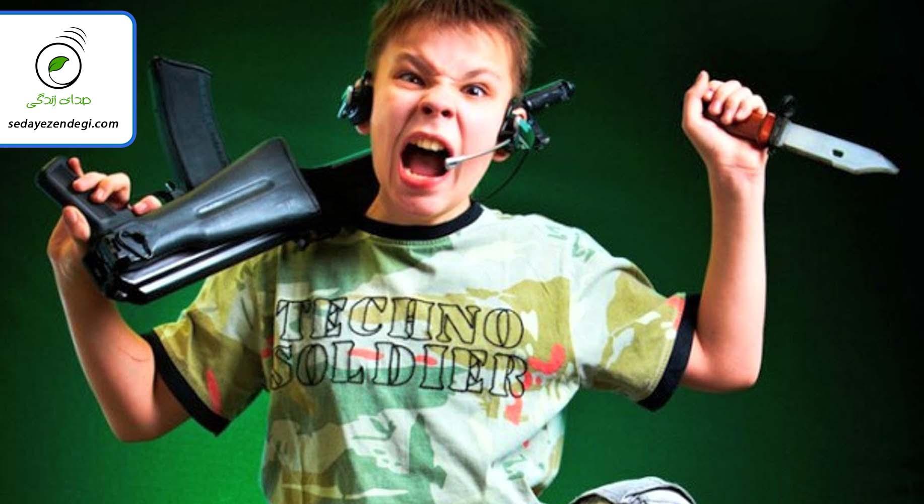 آیا بازیهای رایانهای در خشم و عصبانیت افراد نقش دارند؟