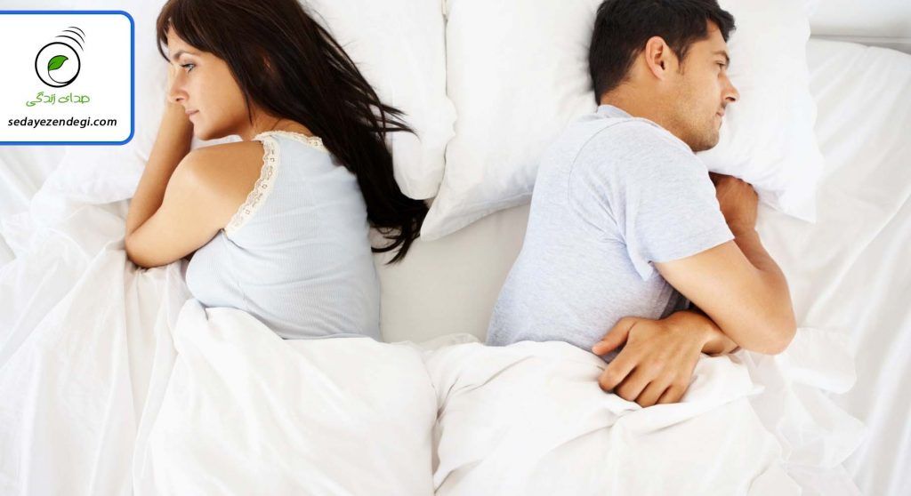 دلایل کم شدن میل جنسی در زندگی زناشویی