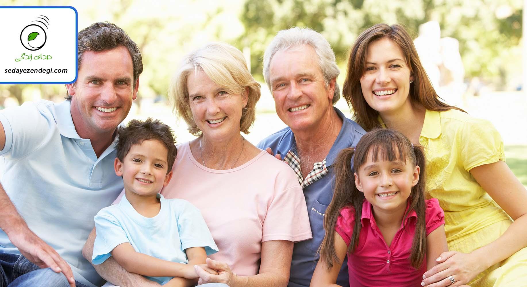 مدیریت روابط در خانواده