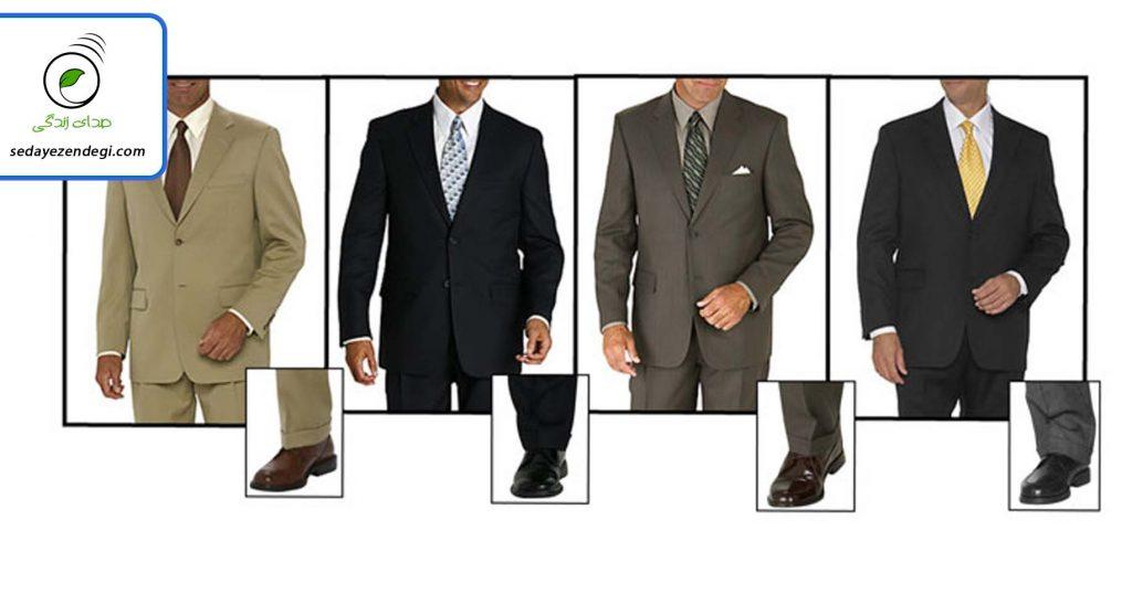 درست لباس پوشیدن نشاندهندهی میزان آشنایی شما با آداب معاشرت است.