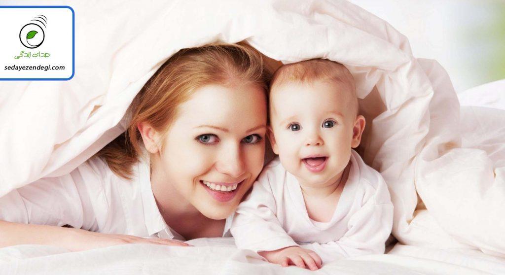 نکاتی برای افزایش هوش نوزاد