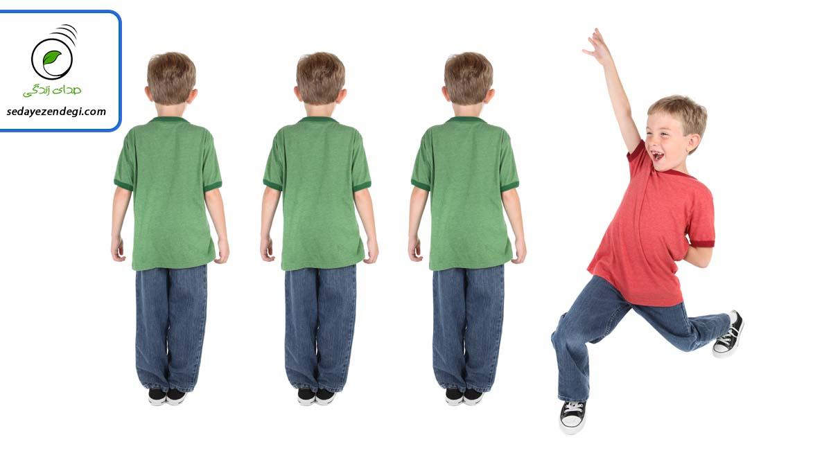 بیش فعالی (اختلال کم توجهی) کودکان