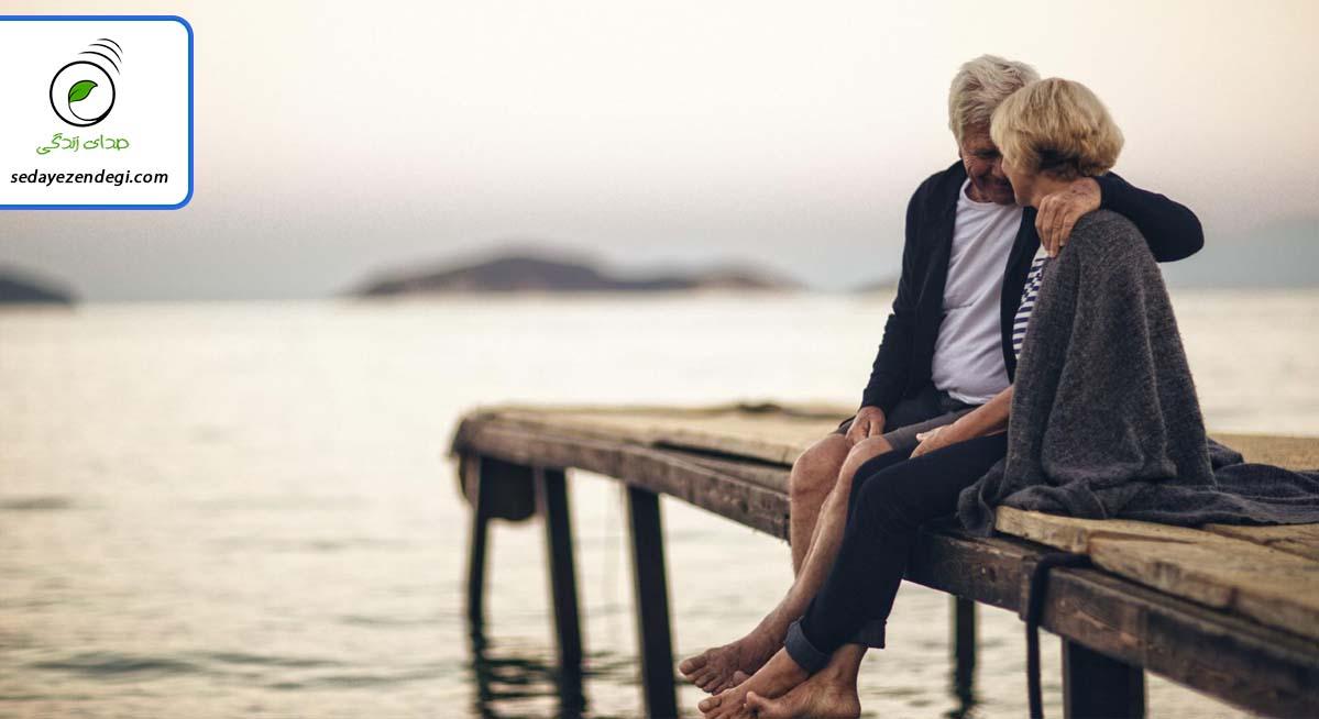 چگونه شریک زندگی مان به صحبت کردن راضی کنیم؟