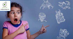 فوبیا یا ترس بیش از حد در کودکان و راه های درمان آن
