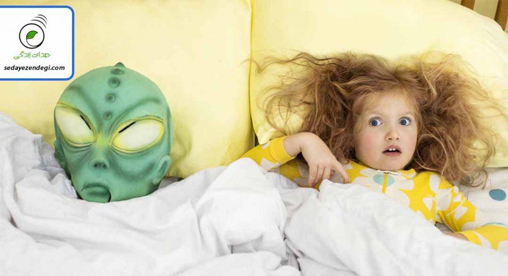 کابوس های شبانه شبانه - آیا فرزند شما دچار وحشت ناشی از کابوسهای شبانه میشود؟