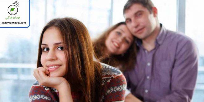 نحوه برخورد با دختر نوجوان چگونه است ؟